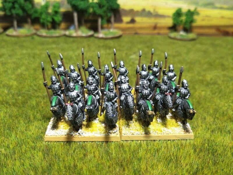 15mm Ministerio de Seguridad Pública Pintado Niebla, DBMM, adlg Romano Antiguo tarde Cataphracts, caballería RC543