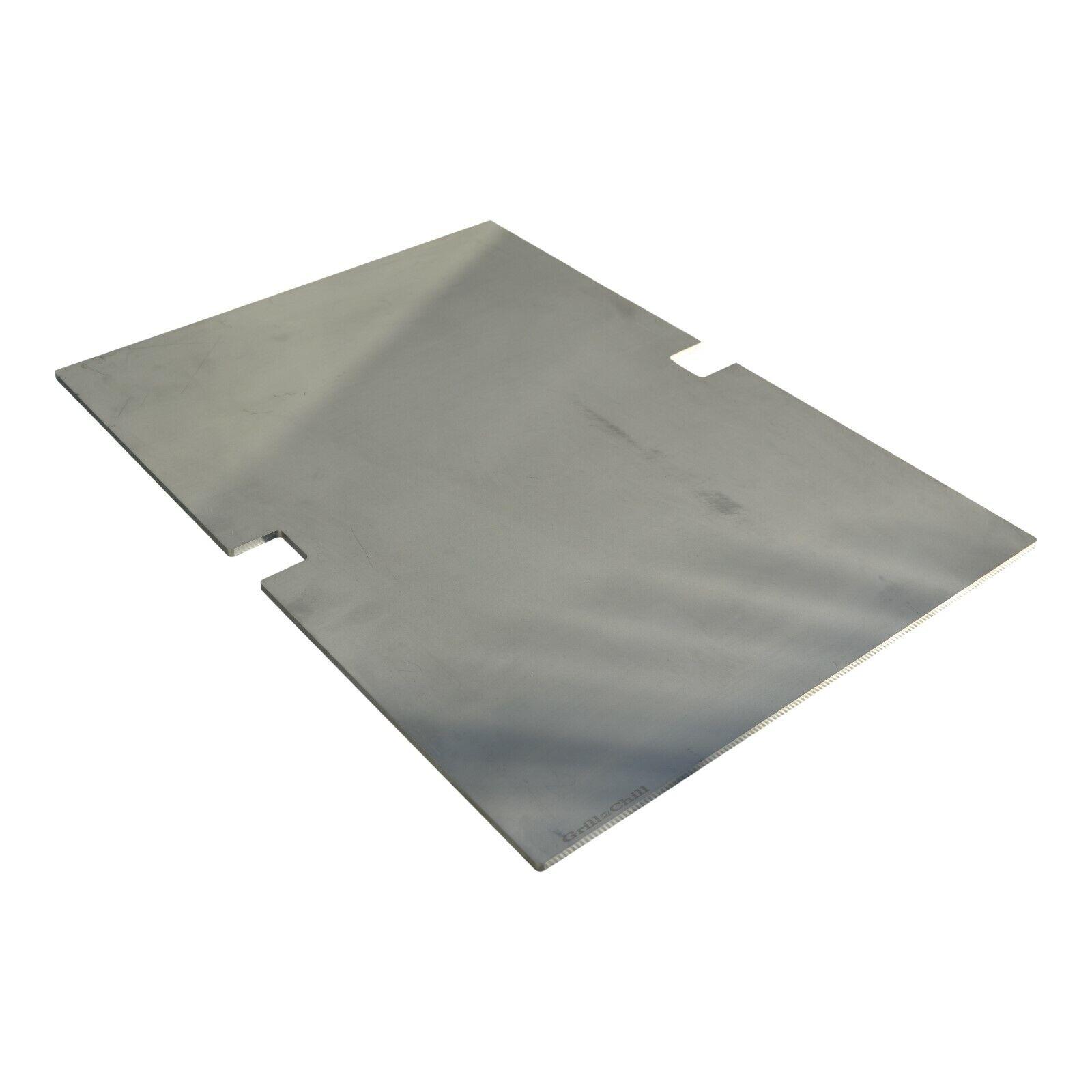 Acier Inoxydable Grill Plaque plancha v2a pour Weber Spirit e-210 + eo-210 + SPIRIT II