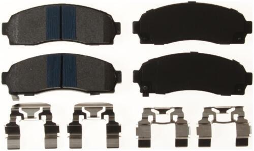 Disc Brake Pad Set-2 Door Front,Rear Bendix MKD833