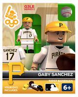 Gaby Sanchez Mlb Pittsburgh Pirates Oyo Mini Figure G3