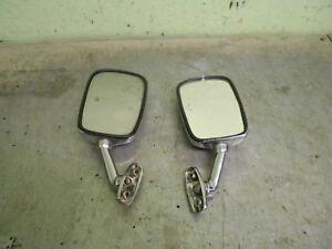 Mirrors Left /& Right Hand Fits Honda NPS 50-6 Zoomer 50 2006