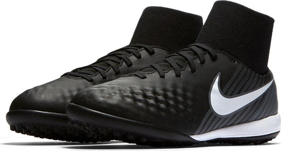 Nike Jr. MagistaX Onda II DF TF Youth bambini' Turf Soccer sautope Style 917782-002 Sautope classeiche da uomo