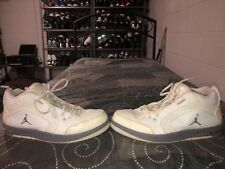 the best attitude 2c1e0 97655 item 2 Nike Air Jordan 1 Fund Mens Leather Basketball Shoes Size 12 White  Gray Cement -Nike Air Jordan 1 Fund Mens Leather Basketball Shoes Size 12  White ...
