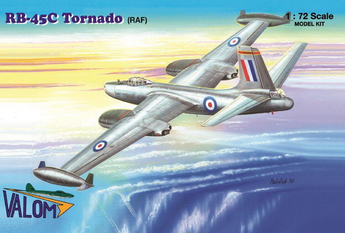 Valom 1/72 North-american RB-45C Tornado (Raf) #72123