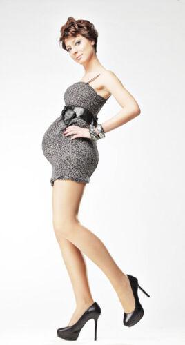 Mutterschaft Schwangerschaft blickdicht  Strumpfhosen 20 Denier von Lida No 202
