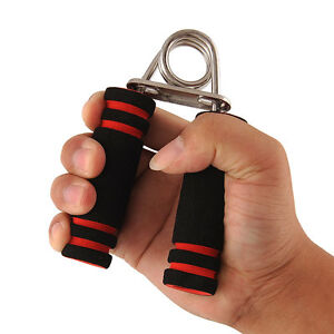 Hand-Wrist-Power-Grip-Strength-Training-Fitness-Grips-Gym-Exerciser-Gripper
