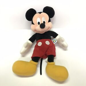 """24"""" Plush Stuffed Disney Mickey Mouse By Just Play"""