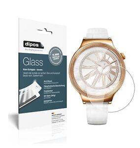 2x Huawei Watch Jewel Film Protecteur-chars Diapositive 9 H Diapositive Dipos Glass-afficher Le Titre D'origine Et D'Avoir Une Longue Vie.