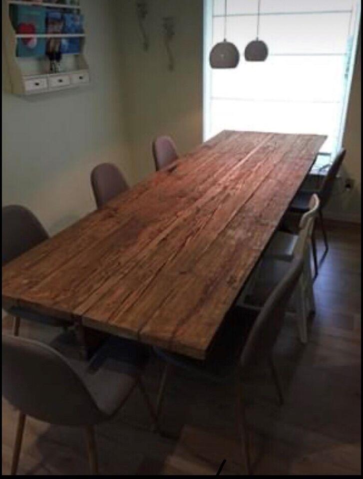 Spisebord, b: 95 l: 300