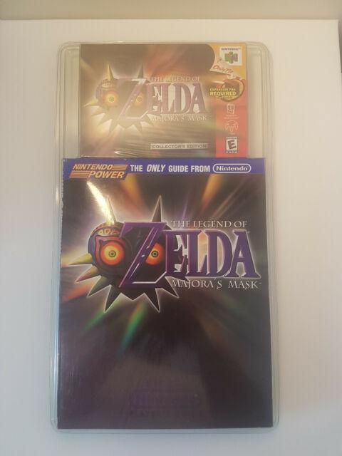 Legend of Zelda Majora's Mask Collectors Edition Bundle Brand New Factory Sealed
