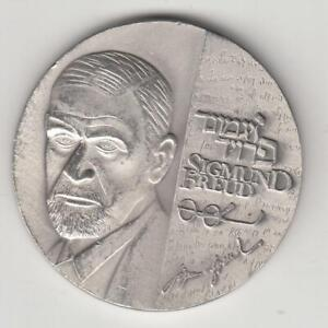 Sigmund-Freud-034-Jewish-Contributors-to-Word-Culture-034-State-Medal-60g-Silver-137