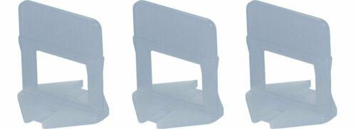180BASE250 Raimondi LS250CLIP 250-Piece Tile Leveling System Clips