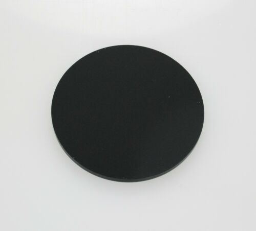 ACRYLIC DISCS BLACK 70mm 50mm 60mm 90mm CIRCLE WHITE 20mm 40mm 80mm 30mm