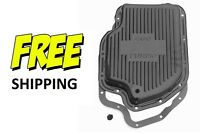 Chevy Turbo 400 Transmission Pan Steel W/ Gasket & Plug Ready To Install