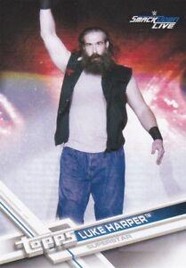 2017 TOPPS WWE de catch Cox- #49 Luke Harper-afficher le titre d`origine lrOFpizc-09162845-659940232