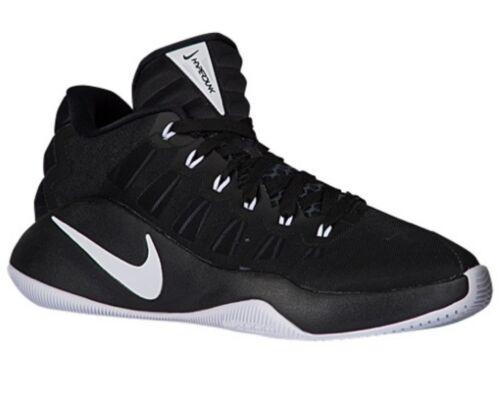de Noir Low NouveauChaussures Basket Hommes Nike 12 2016 Hyperdunk Taille SMzpUV