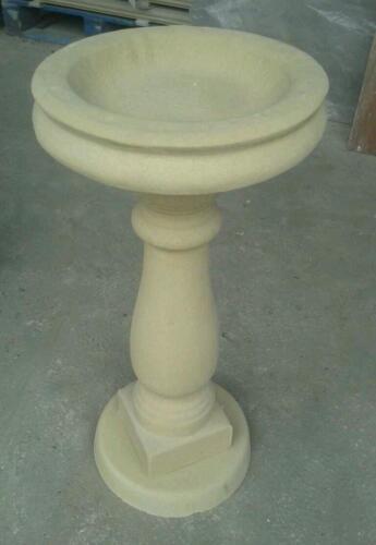 cast stone bird bath,
