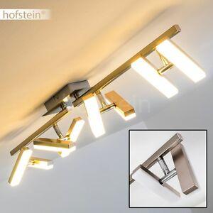 Deckenleuchten Design LED Küchen Strahler Wohn Zimmer Lampen Chrom Flur Leuchten