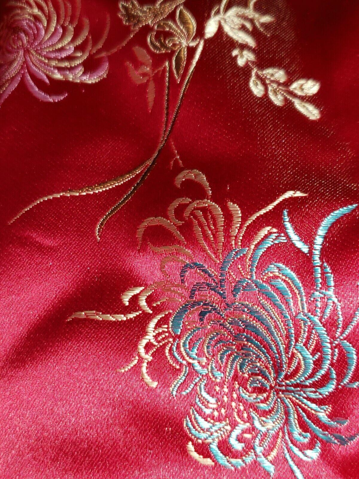 Qipao Long Sleeve Top Brocade - image 12