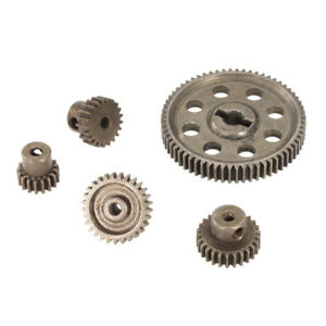 5pcs-Metal-Front-Rear-Differential-Spur-Gears-Kit-for-HSP-HPI-Redcat-1-10-RC-Car