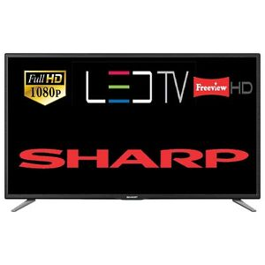 Sharp-LC-43CFF5111K-43-034-LED-TV-Full-HD-1080p-Freeview-HD-Multiple-Connectivity