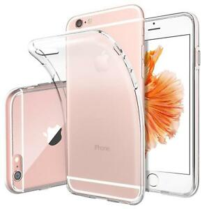 Duenn-Slim-Cover-Apple-iPhone-6-6S-Plus-Handy-Huelle-Silikon-Case-Schutz-Tasche
