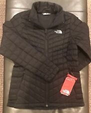ed5ee0379 Women's North Face Stretch Thermoball Jacket A2tetjk3 Black S