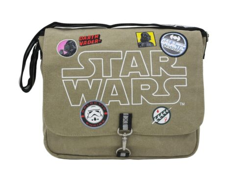Star Wars Patches Despatch Messenger Bag