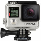 GoPro Hero4 12MP Silver Action Camera