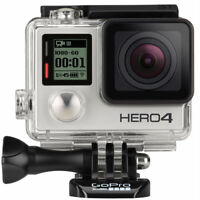 GoPro Hero4 Silver Edition 12MP Action Camera - Manufacturer Refurbished