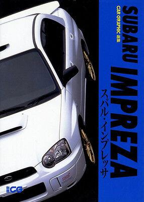 [BOOK] Subaru IMPREZA CG selection WRX STI 22B RA NB T14SRT GC GF GD WRC Japan