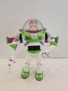 TOY STORY~Buzz Lightyear~12 Inch Talking Action Figure~Disney~Pixar~ #DIS1004