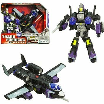 Transformers Universe Ultra Stormcloud Action Figure Brand New Sealed