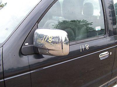 Mazda B2500 98-06 Passenger Side chrome Mirror *90 day warranty* * VAT included*