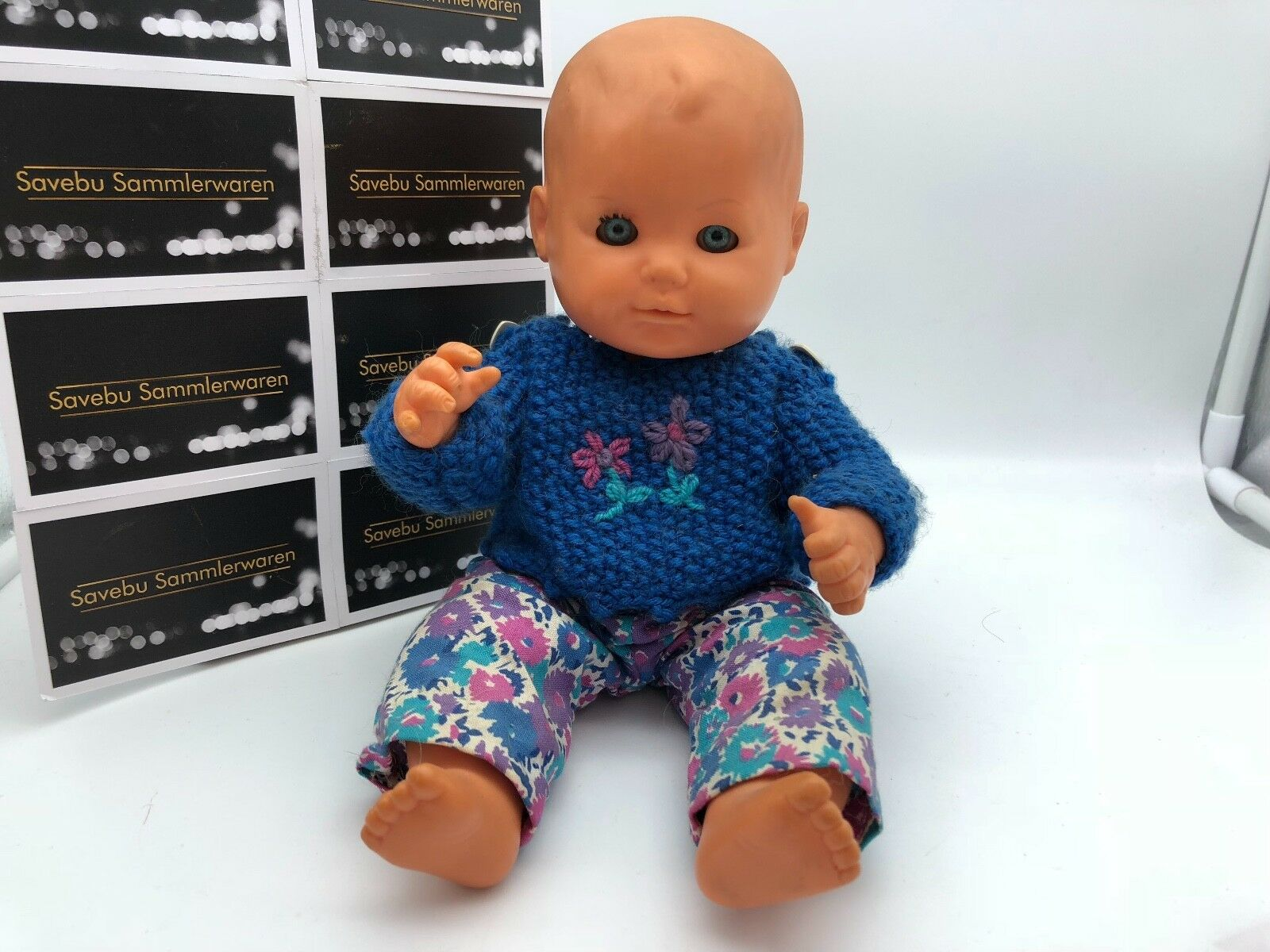ZAPF artisti BAMBOLA vinile bambola 29 CM. OTTIMO stato stato stato 5ee04f
