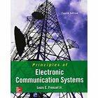 Principles of Electronic Communication Systems by Louis E. Frenzel (Paperback, 2016)