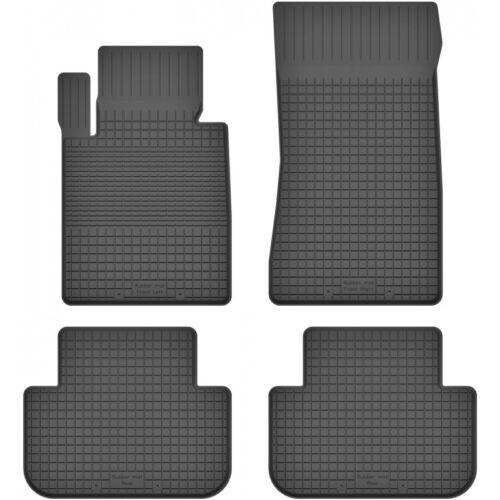 Gummimatten Fußmatten 1.5 cm Rand BMW X5 e53 Bj. 2000-2006 4-teile ein Set