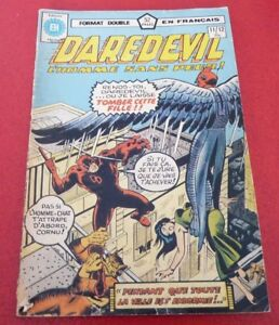 Soft-Cover-French-Heritage-Comic-Book-Daredevil-No-11-12
