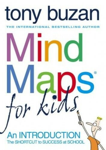 1 of 1 - Mind Maps For Kids: An Introduction by Buzan, Tony 0007151330 The Cheap Fast