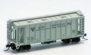 Atlas-N-Scale-40-039-Airslide-Hopper-Dixie-Crystals