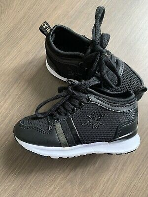 New River Island Baby Boys Trainers
