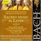 Johann Sebastian Bach - Bach: Sacred Music in Latin, Vol. 2 (1999)