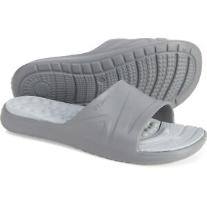 Crocs-Reviva-Slide-Sandals-Men-039-s-Size-6-Women-039-s-Size-8-New-with-tags