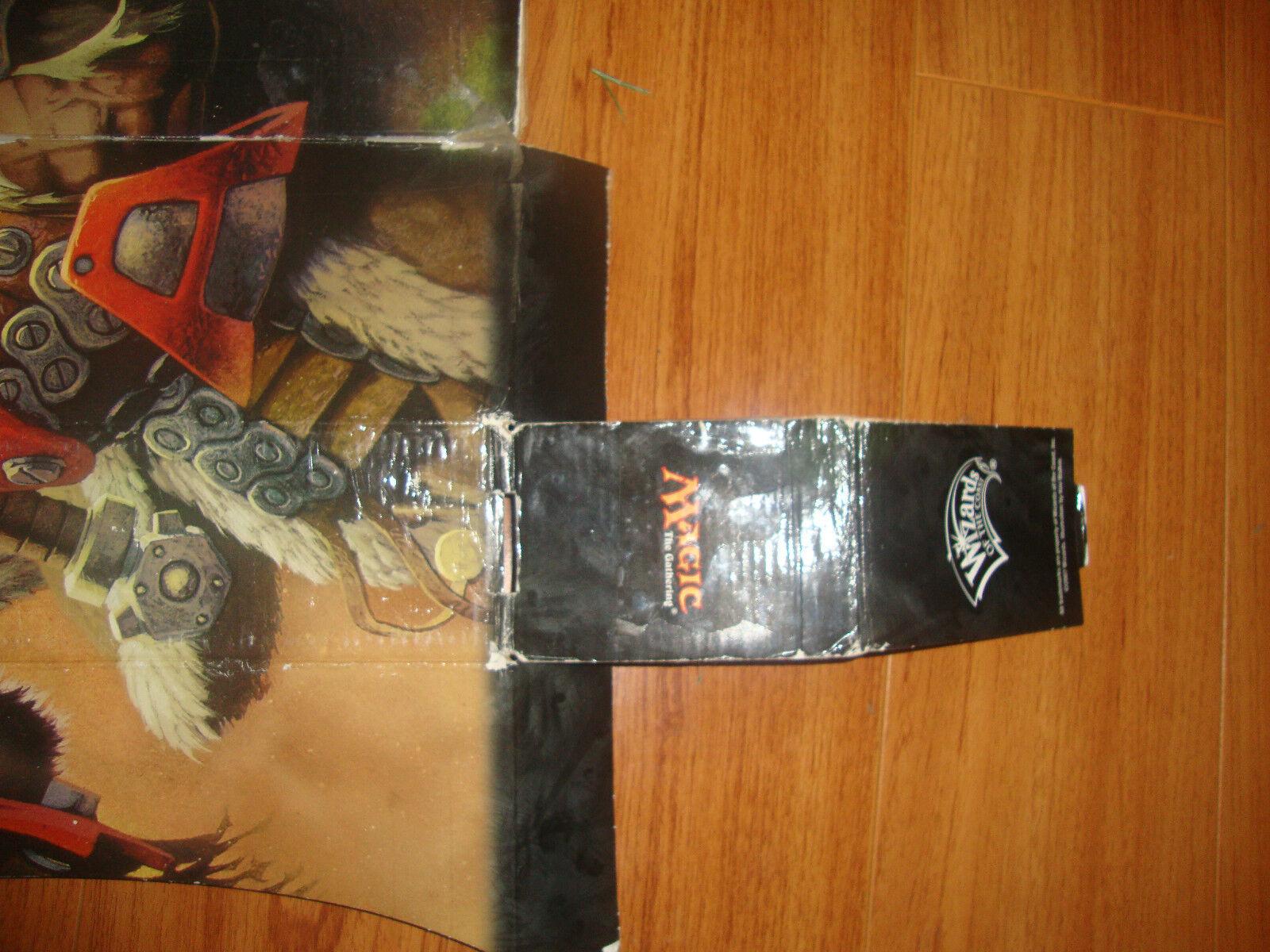 FINE TAPED    PreRelease  Tenth Edition 10th Storage Box Row Case Magic MTG 478e0d