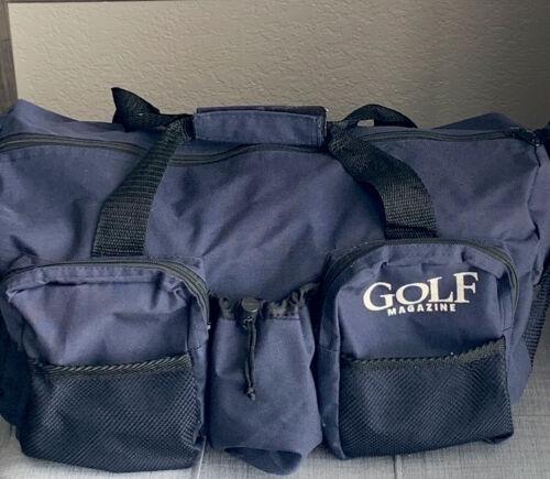 Golf Magazine Duffle Bag
