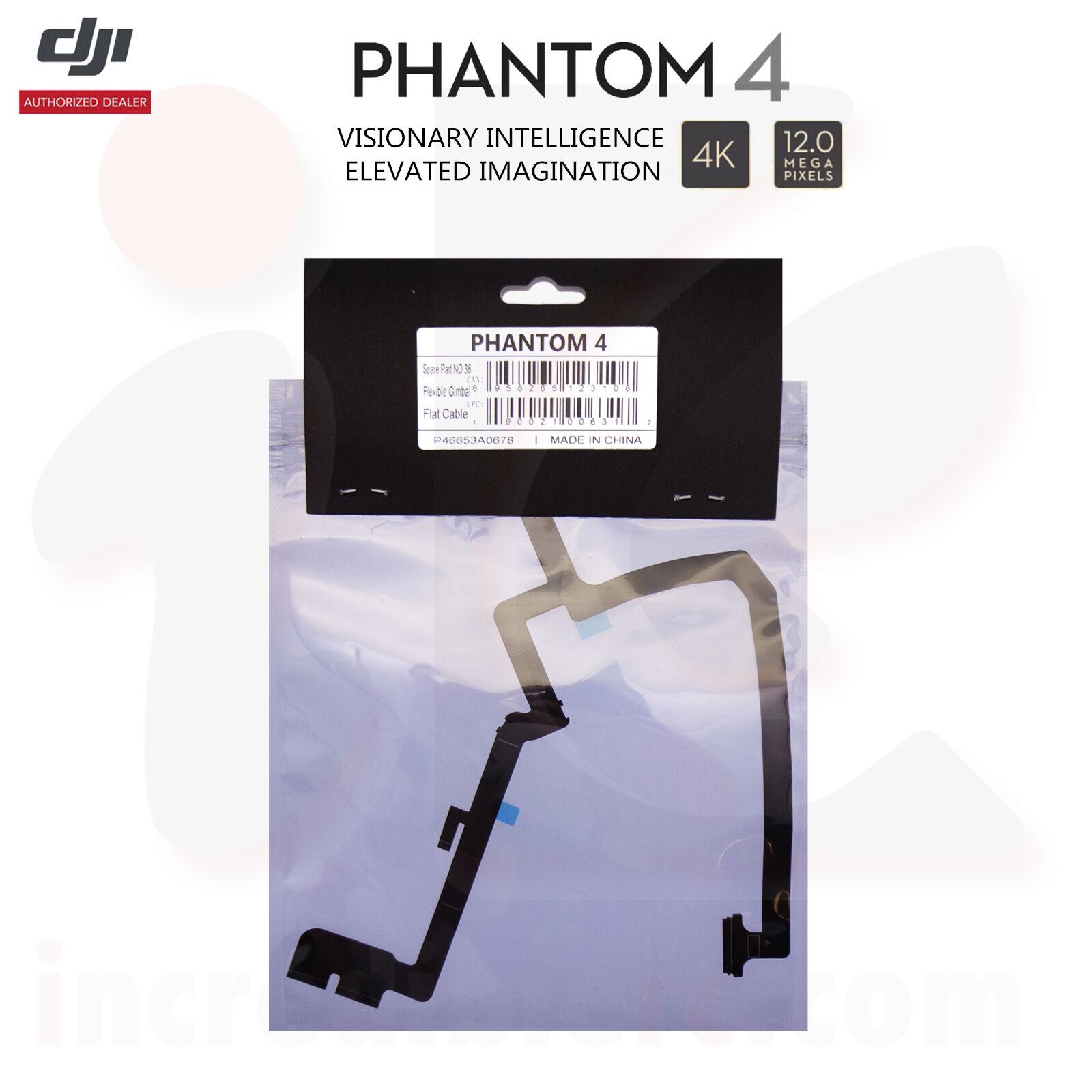 DJI Phantom 4 RC Camera Drone Part 36 Flexible Gimbal /Camera Flat Ribbon Cable