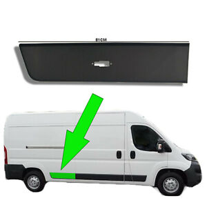 Fiat-Ducato-Plastic-Protective-Side-Moulding-Strip-Door-Trim-Right-O-S-2006-On