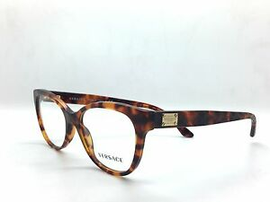 eb7431ec9def Image is loading Versace-MOD-3193-5074-Tortoise-New-Authentic-Eyeglasses-