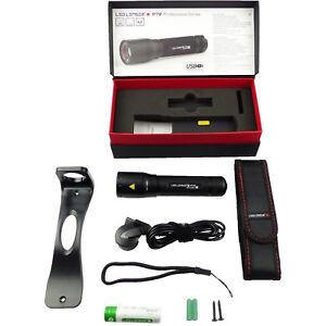 LED-LENSER-P7R-9408-r-TORCH-FLASHLIGHT-1000-Lumens-Gift-Box-NEW
