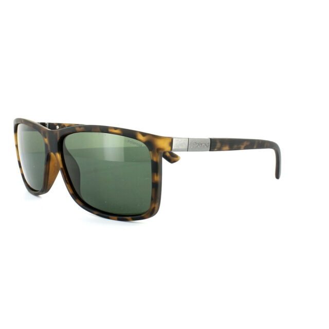 d820b8fc9dfa Polaroid Sunglasses P8346 0bm RC Havana Green Polarized for sale ...